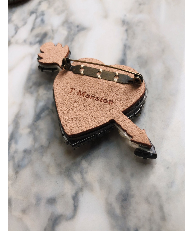 'Cupid' brooch