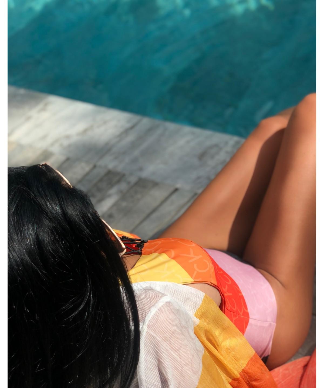 'Câlin Solaire' swimwear