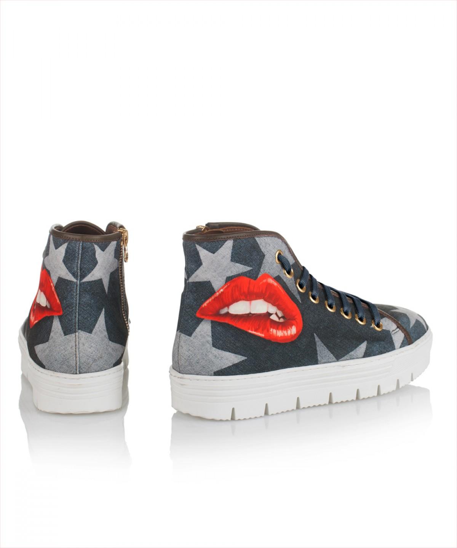 wholesale dealer fa6ed 94c00 'Punk Kiss' sneakers
