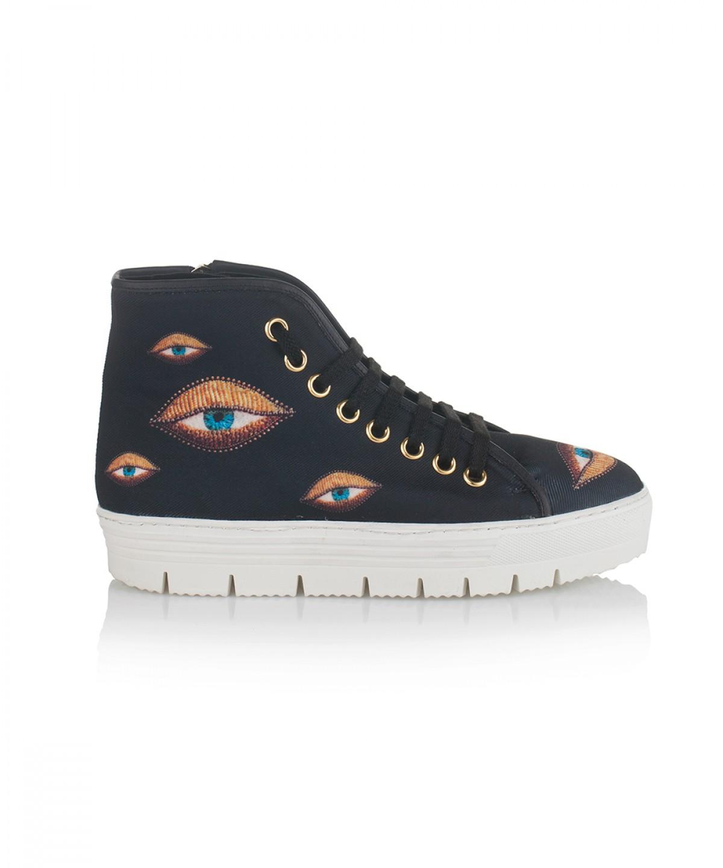 'Evil Eye' sneakers