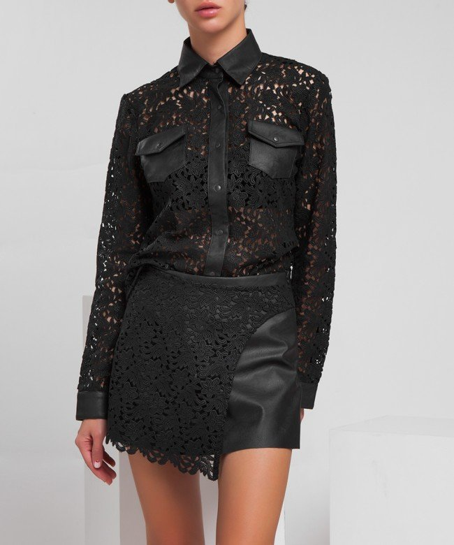 'Black Desire' риза