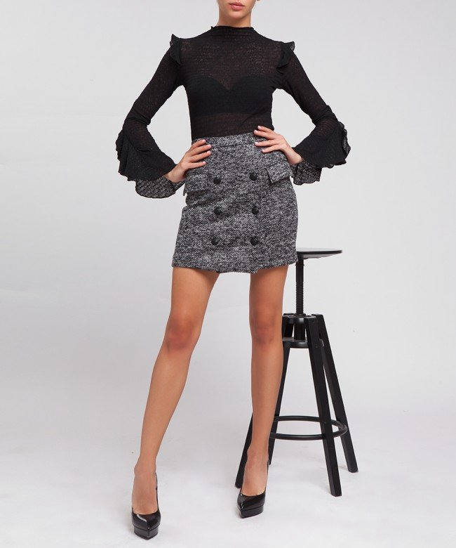 'Carousel of Love' skirt