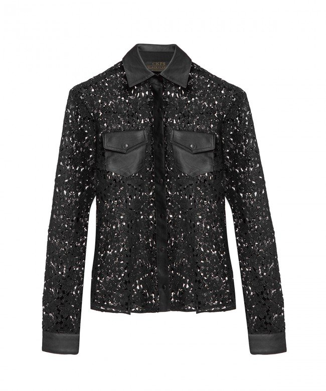 'Black Desire' shirt