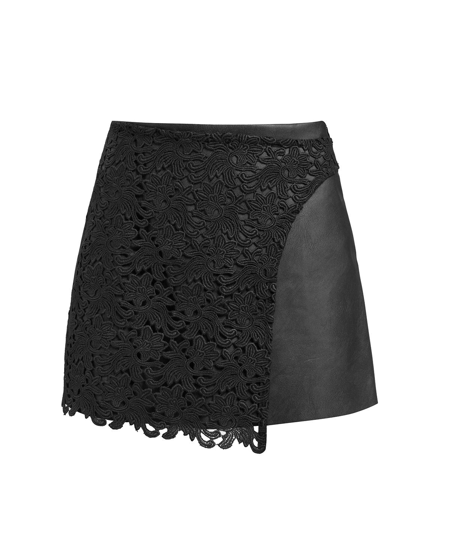 'Black Desire' пола-панталон