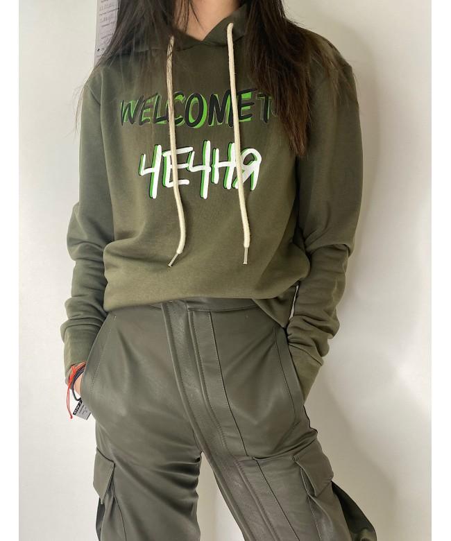 'ЧЕЧНЯ' hoodie