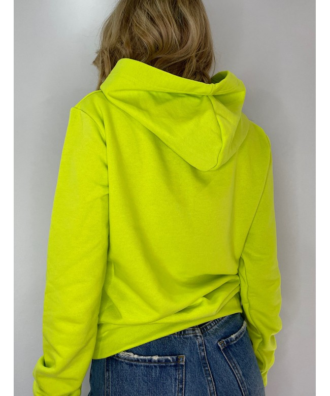 'F U' hoodie