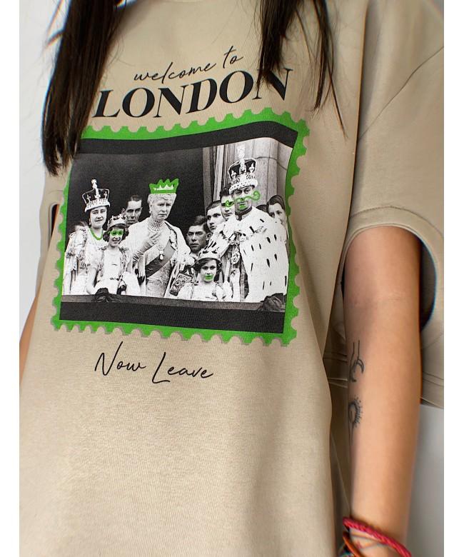 'LONDON' t-shirt