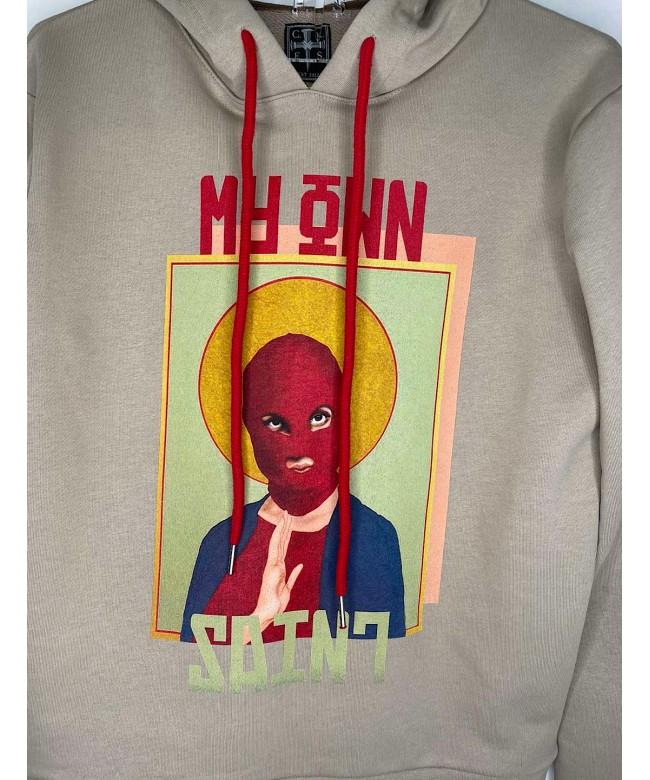 'My Own SAINT' hoodie