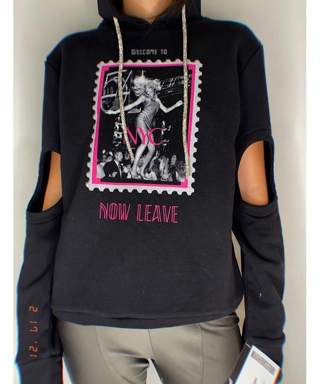 'NEW YORK' hoodie