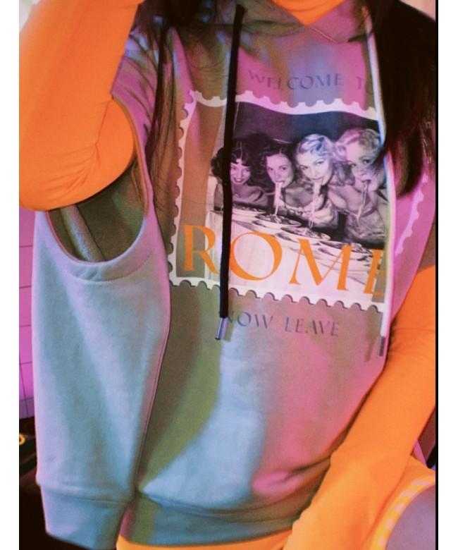 'ROME' hoodie