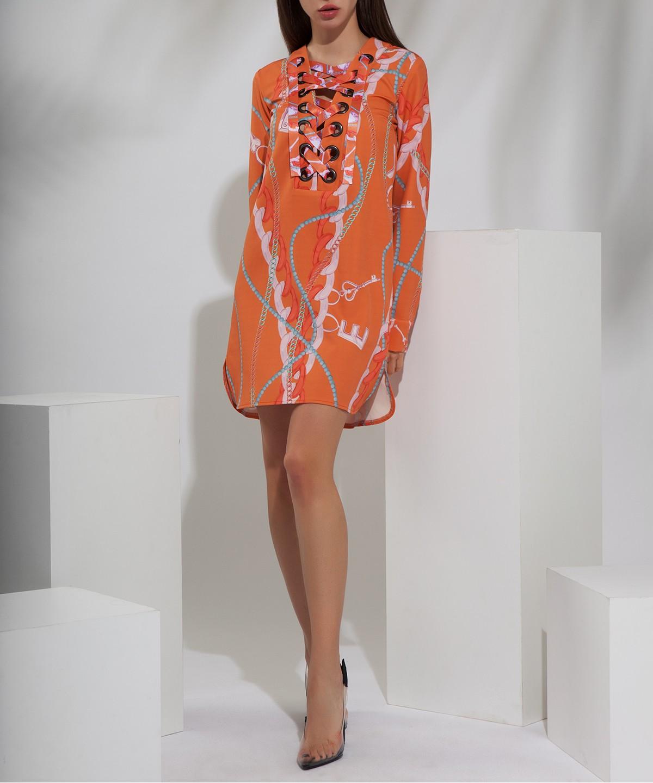 'Midnight in Capri' dress