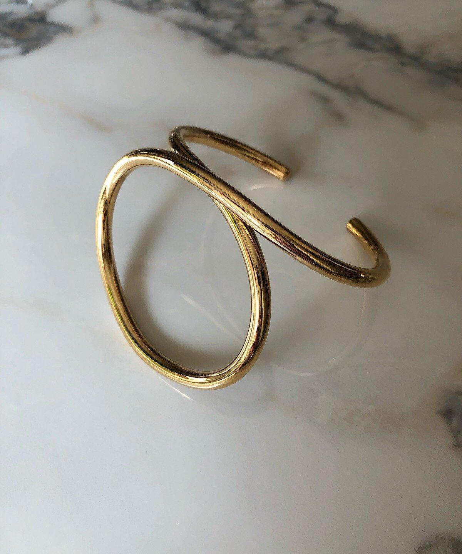 'Selma' gold bracelet