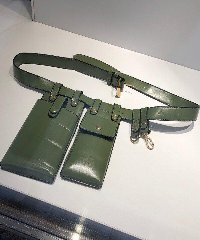 'Girls with Guns' camo bag
