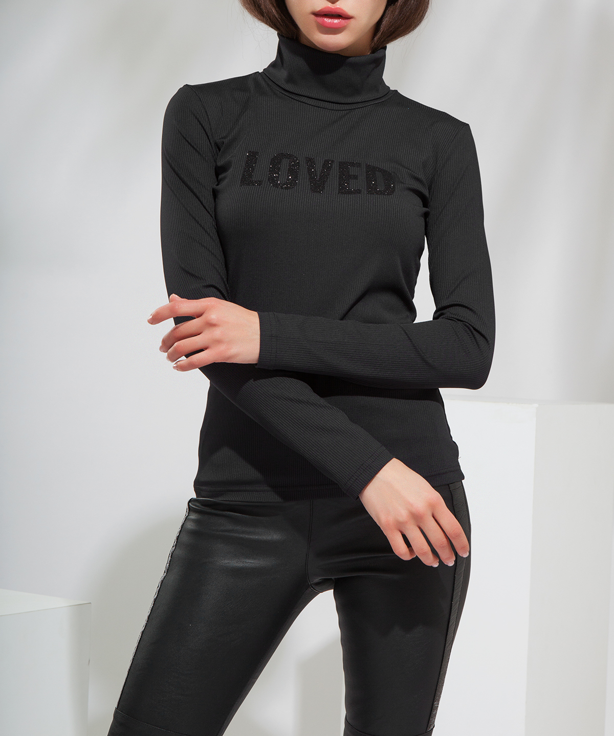 'Loved' blouse