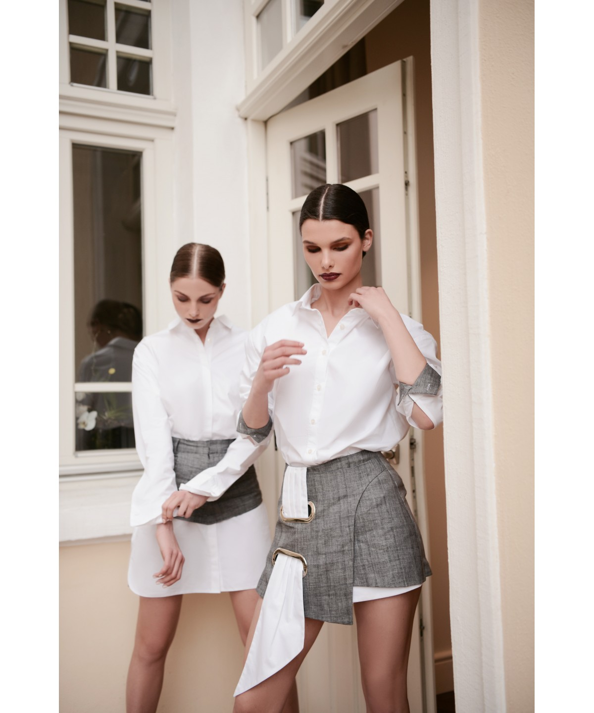 'Lunch in de Russie' trousers