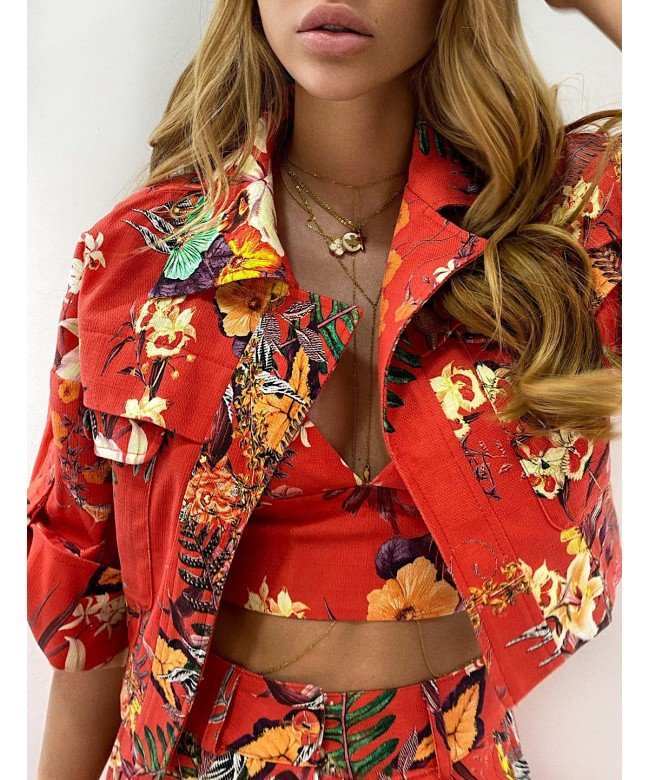 'Havana' jacket