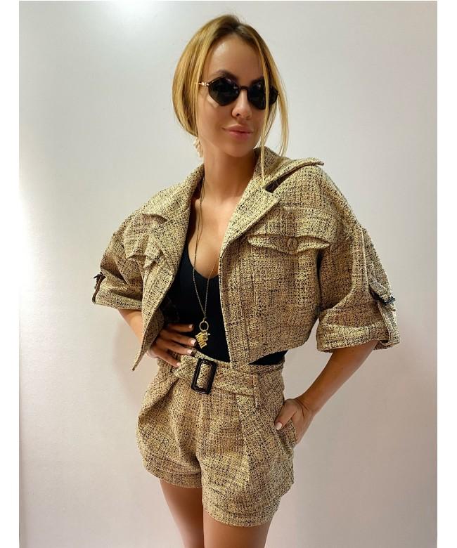 'Tropézienne' jacket