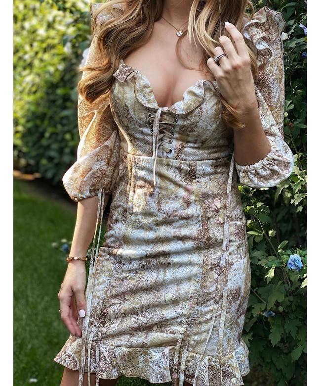 'Vittoria' dress